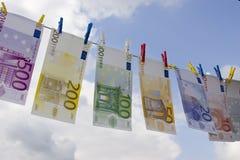 Money-laundering Royalty Free Stock Image