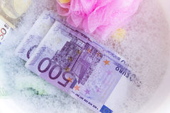 Money Laundering, Concept Royalty Free Stock Photography