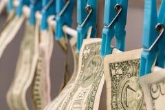 Money Laundering Royalty Free Stock Photos