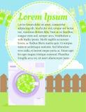 Money laundering in washing machine illustration Royalty Free Stock Photos