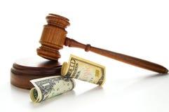 Money law Stock Image