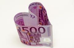 Money love Stock Photo