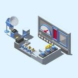 Money machine Stock Photos