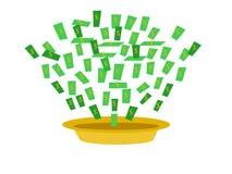 Money-magnet Stock Photos