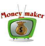 Money Maker Stock Photo