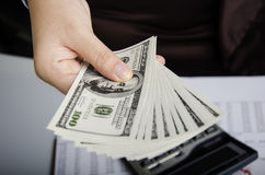 Free Money Maker Stock Photos - 29744343