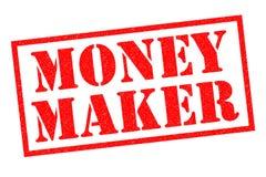 MONEY MAKER Stock Photo