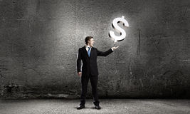 Money making Stock Photography