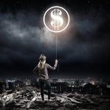 Money making Stock Photography