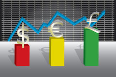 Money market Stock Photo