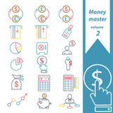 Money master 2 Stock Images