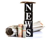 Money in media Stock Image
