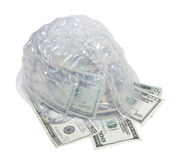 Money on the Mind Stock Images