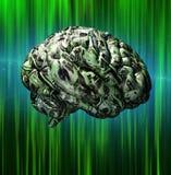 Money Mind Royalty Free Stock Image
