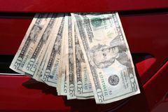 Money, Money Royalty Free Stock Photo