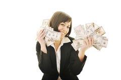 Money, money, money... Stock Photos