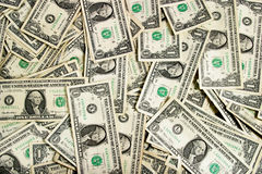 Money, Money, Money. Shot of various amounts of money for commercial use Royalty Free Stock Images