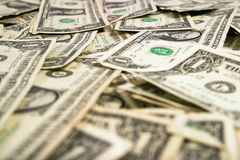 Money, Money, Money Royalty Free Stock Photography
