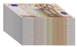 Money, money, money Stock Image
