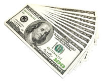 Money, money, money... Stock Photography