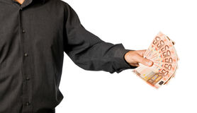 Money money money! Royalty Free Stock Images