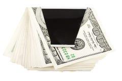 Money in moneyclip Stock Image