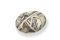 Money nest egg Royalty Free Stock Images