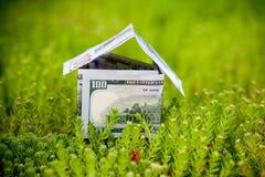 Money for new housing Stock Image