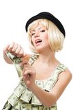 Money is not most important thing Stock Photography