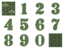 Money Numbers Stock Photos