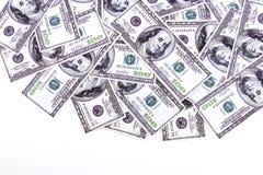 Money Pattern Stock Photography