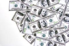 Money Pattern Stock Image