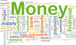 Money payment  background concept Stock Photo