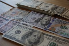 Money. A picture of American money Stock Photography