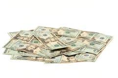 money pile Στοκ φωτογραφία με δικαίωμα ελεύθερης χρήσης