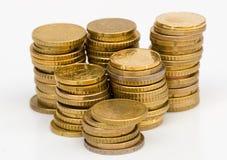 Money  pile  Stock Image