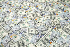 Money pile Royalty Free Stock Photo