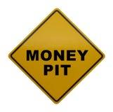 Money Pit Stock Photography