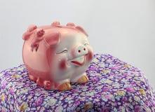 Money pot Royalty Free Stock Photo