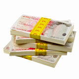 Money pound Stock Image