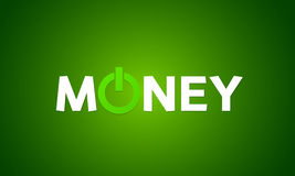 Money Power Concept Stock Image