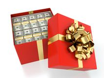Money present Stock Photos