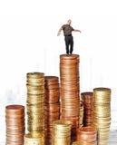Money problem Royalty Free Stock Image