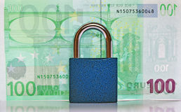Money protection Royalty Free Stock Photos