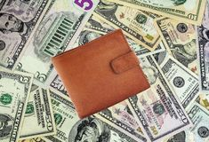 Money Purse Stock Image