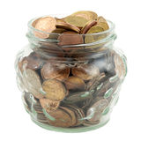 Money reserve Royalty Free Stock Photography