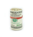 Money roll Stock Photos