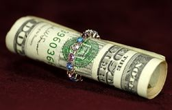 Money Roll stock images