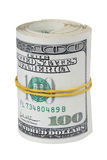 Money roll Royalty Free Stock Image