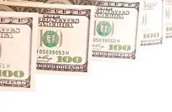 Money row Royalty Free Stock Image